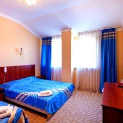 Гостиница Via Sacra 3* Номер Комфорт двуспальная кровать фото 3
