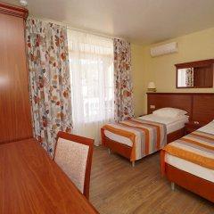 Парк-отель ДжазЛоо 3* Стандартный номер с двуспальной кроватью фото 8