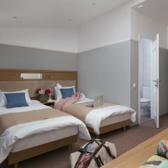 Гостиница Покровский Посад 3* Улучшенный номер с 2 отдельными кроватями