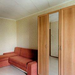 Апартаменты у метро Коломенская комната для гостей фото 3