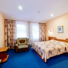 Гостиница Бристоль 3* Стандартный номер разные типы кроватей фото 2