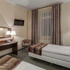 Гостиница Берлин 3* Стандартный номер с разными типами кроватей фото 5
