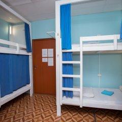 Laguna Hostel Кровать в общем номере с двухъярусной кроватью фото 8