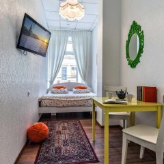 Хостел Друзья на Литейном Номер с различными типами кроватей (общая ванная комната) фото 10