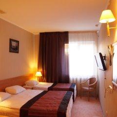 Бизнес-отель Богемия Стандартный номер с различными типами кроватей фото 3