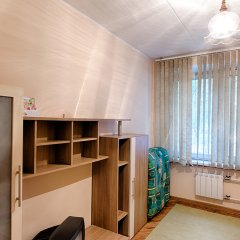 Апартаменты Двухкомнатная квартира на Таганке комната для гостей фото 3