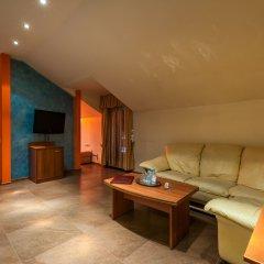 Крон Отель 3* Люкс с разными типами кроватей фото 9