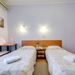Гостиница Park Lane Inn Стандартный номер разные типы кроватей фото 9