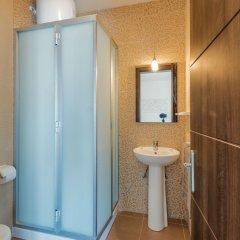 Отель SeaShells Sea View Studio-Penthouse Мальта, Буджибба - отзывы, цены и фото номеров - забронировать отель SeaShells Sea View Studio-Penthouse онлайн ванная