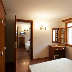Perdikia Beach Hotel 3* Стандартный номер с различными типами кроватей фото 4
