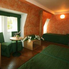 Hotel Roma Prague 4* Стандартный номер с различными типами кроватей фото 3