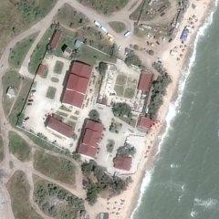 База Отдыха Лазурная 2 пляж