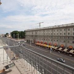 Гостиница Studiominsk 5 Беларусь, Минск - 2 отзыва об отеле, цены и фото номеров - забронировать гостиницу Studiominsk 5 онлайн балкон
