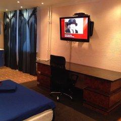 Megapolis Hotel 3* Студия с различными типами кроватей фото 3