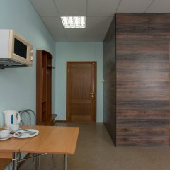 Гостиница Бизнес-Турист Улучшенный номер с различными типами кроватей фото 5