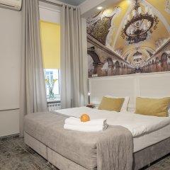 Апарт-Отель Наумов Лубянка Стандартный номер с различными типами кроватей фото 5