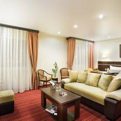 Гостиница Вега Измайлово 4* Люкс-студио с различными типами кроватей фото 2