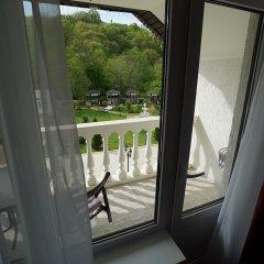 Парк-отель ДжазЛоо 3* Стандартный номер с двуспальной кроватью фото 23