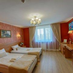 Арт-Отель Карелия 4* Номер Бизнес с 2 отдельными кроватями фото 8