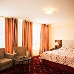 Ани Плаза Отель 4* Улучшенный номер с различными типами кроватей фото 2