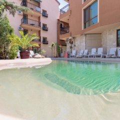 Отель Villa Brigantina бассейн фото 2