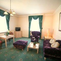 Отель Green Garden комната для гостей фото 2