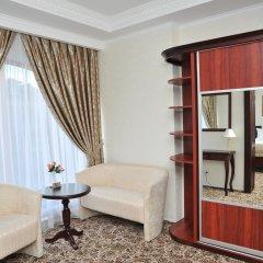 Гостиница SLAVA комната для гостей