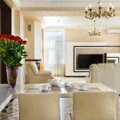 Hotel Gold&Glass Президентский люкс с разными типами кроватей фото 10