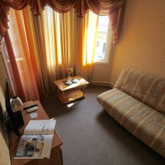 Мини-отель Банановый рай Полулюкс с разными типами кроватей фото 3