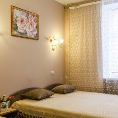 Мини-Отель Меланж Стандартный номер с различными типами кроватей фото 9