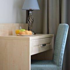 Гостиница ХИТ 3* Стандартный номер с двуспальной кроватью фото 9