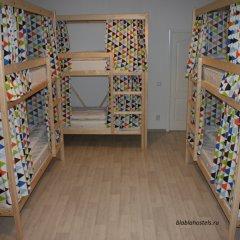 Хостел Bla Bla Hostel Rostov Кровать в общем номере с двухъярусной кроватью фото 4