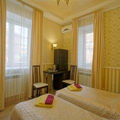 Гостиница JOY Номер Эконом разные типы кроватей (общая ванная комната) фото 14