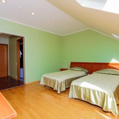 Гостиница Белый Грифон Номер Эконом с различными типами кроватей фото 6