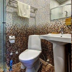 Мини-Гостиница Брусника Щелковская ванная фото 10