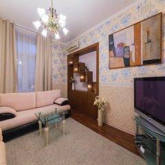 Апартаменты LikeHome Апартаменты Тверская Улучшенные апартаменты разные типы кроватей фото 2