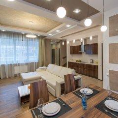 Гостиница Коттеджный комплекс Привилегия комната для гостей фото 5