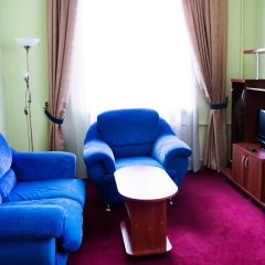 Гостиница Золотой Колос комната для гостей фото 3