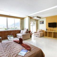 Отель Patong Eyes 3* Люкс с различными типами кроватей фото 3