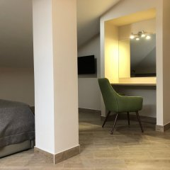 Гостевой Дом Sowa House Апартаменты с двуспальной кроватью фото 2