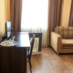 Гостиница Единство Стандартный номер с разными типами кроватей фото 4