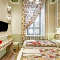 Гостиница Авита Красные Ворота 2* Номер Комфорт разные типы кроватей фото 2
