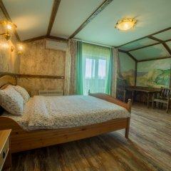 Гостиница Теремок Заволжский Люкс разные типы кроватей фото 4
