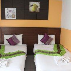 Green Harbor Patong Hotel 2* Стандартный номер разные типы кроватей фото 49