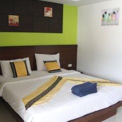 Green Harbor Patong Hotel 2* Стандартный номер разные типы кроватей фото 15
