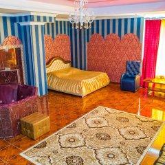 Гостиница Малибу Люкс с разными типами кроватей фото 23