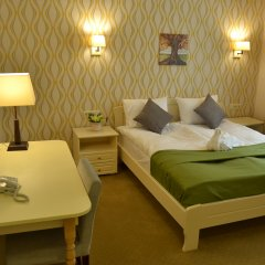 Гостиница Ajur 3* Стандартный номер разные типы кроватей фото 7