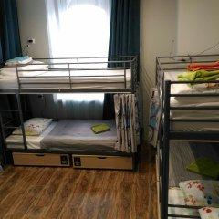 Хостел Кислород O2 Home Кровать в общем номере фото 2