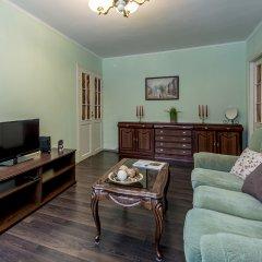 Апартаменты Taganka Barocco комната для гостей фото 4