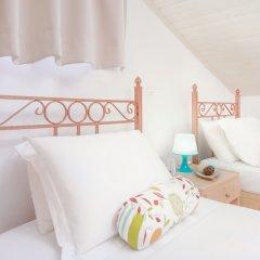 Notos Heights Hotel & Suites 4* Бунгало с различными типами кроватей фото 5